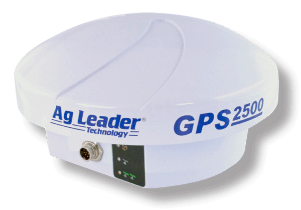 Ag Leader Announces New GPS 2500 GNSS Receiver