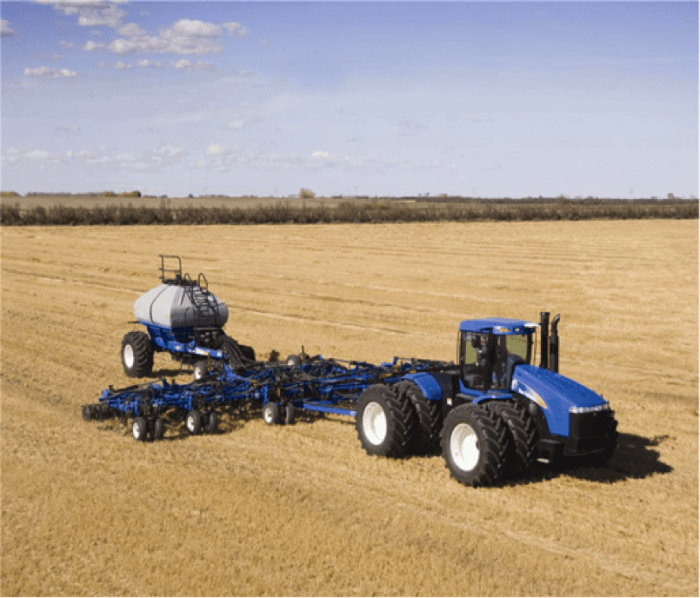 Exciting News for Air Seeder Operators!