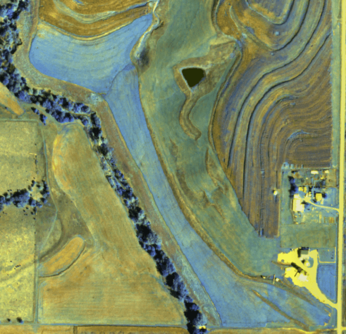Utilizing UAV Imagery with SMS Advanced