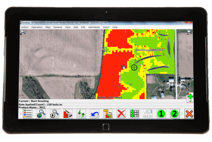 Crop Scouting Using All Your Precision Ag Data – Part 1
