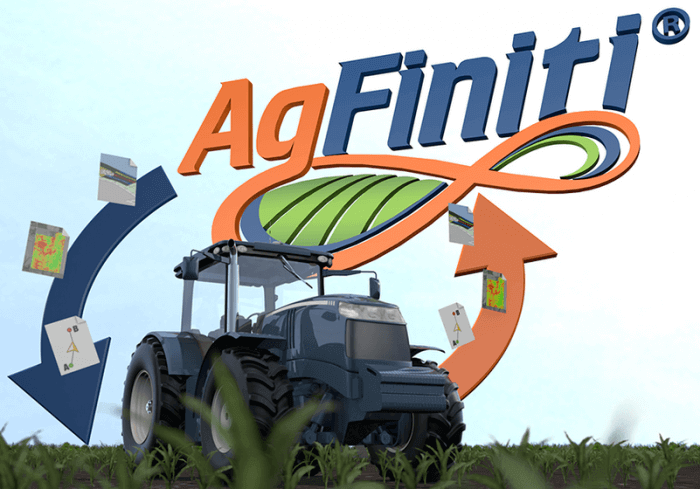 Data Management has never been easier with AgFiniti®