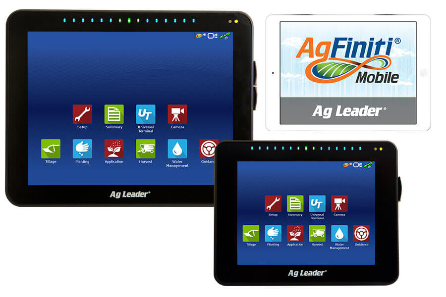 Ag Leader Launches InCommand™ Displays and AgFiniti® Mobile as Next Generation Precision Ag Products