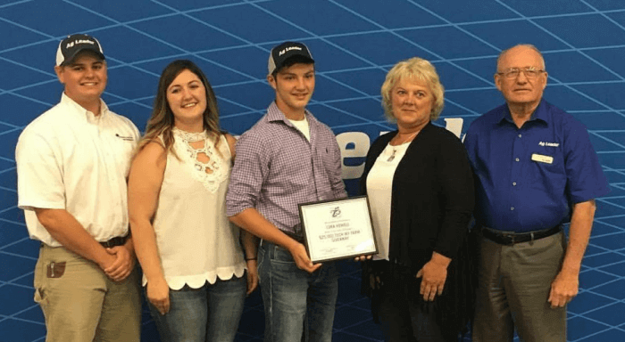 Introducing Tech My Farm Winners – The Howells!
