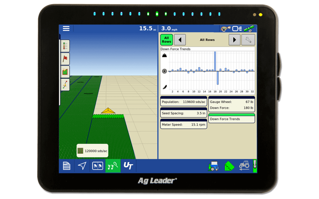 New SeedCommand Enhancements for Smooth Planting Operation