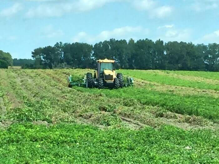 Steering for Yield, Comfort in the Field