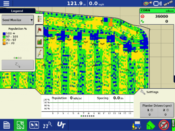 InCommand 1200: A window into your planter, part II