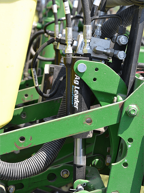 SureForce™ Brings Bidirectional Down Force Control to Ag Leader's SeedCommand® Line