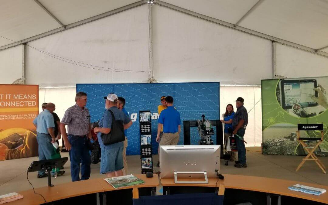 Come see us at Farm Progress Show 2018!
