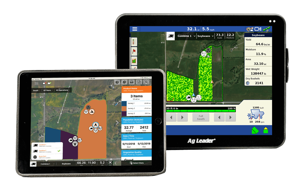 Ag Leader Expands AgFiniti, Announces New Features for Fall 2018