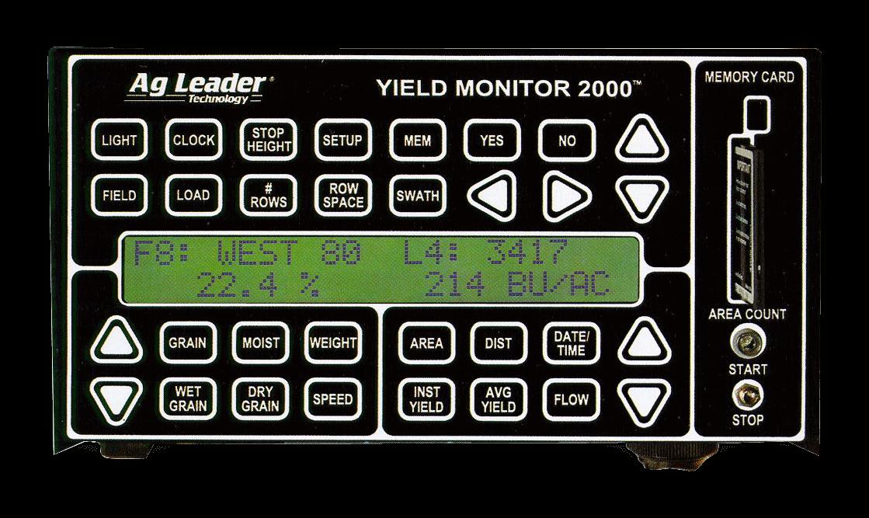 Yield Monitor 2000
