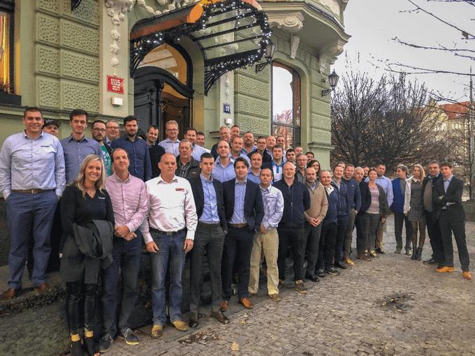 International Perspectives – EMEA Sales Meeting 2018, Prague