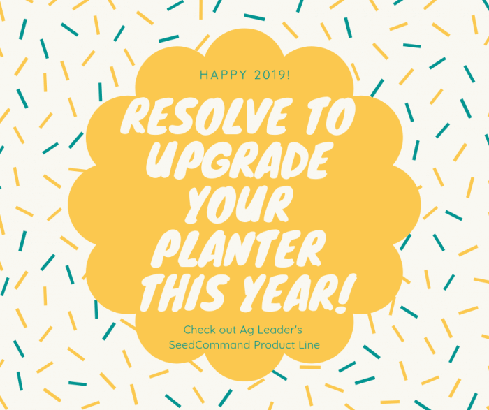 New Year, New Planter Improvements