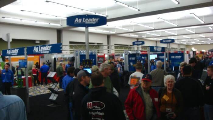 Come see Ag Leader at a Farm Show Near You!