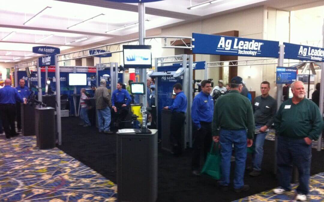 We're at Iowa Power this week January 29-31