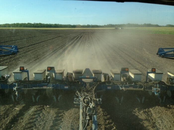 Liquid Planter Options with Ag Leader