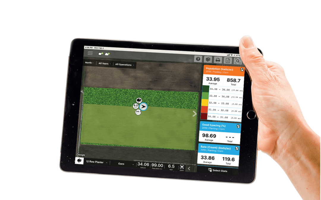 Ag Leader Builds AgFiniti with Tools to Connect the Operation and Aid in Decision Making on the Go