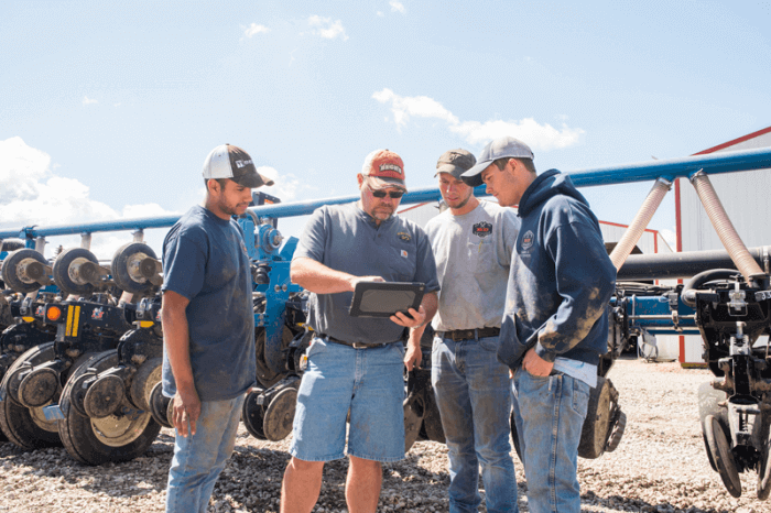 Putting A Price On Full-Farm Technology