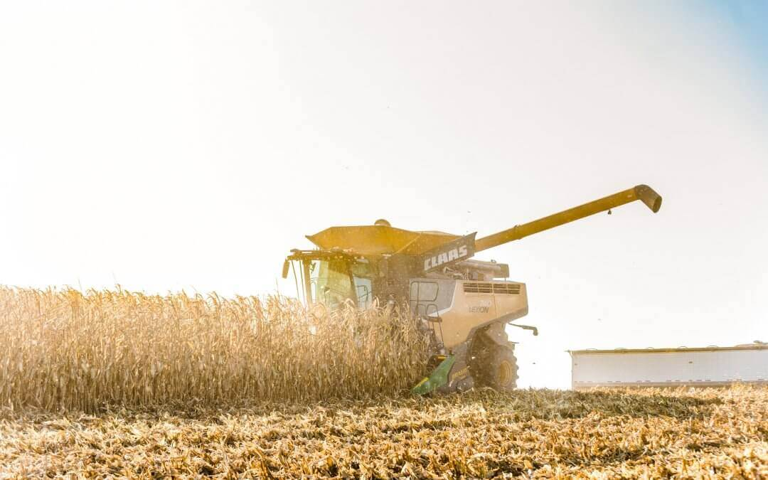 From One Ag Leader to Another: Harvest