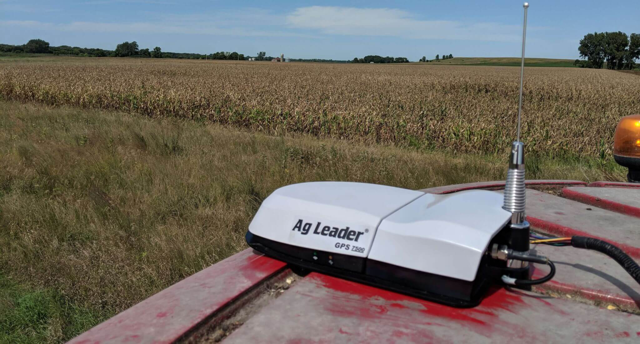 TerraStar-X™ Brings RTK From the Sky™ Accuracy to GPS 7500
