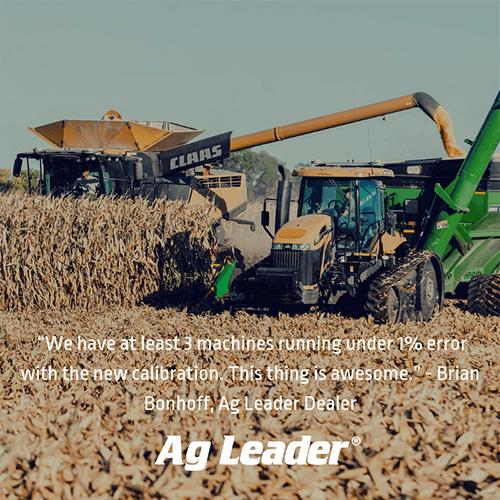 Get Actionable Harvest Data Easier with InCommand