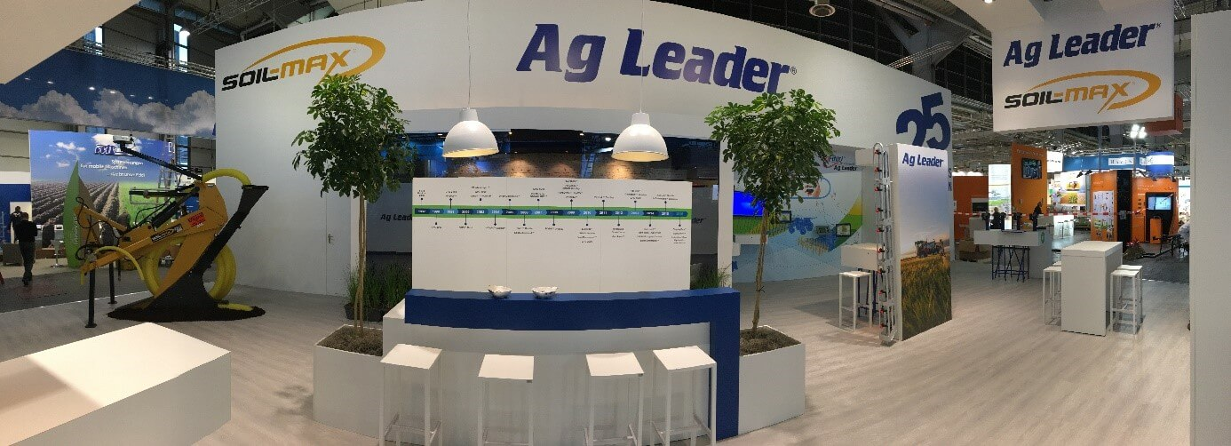 Come see Ag Leader at Agritechnica® 2019