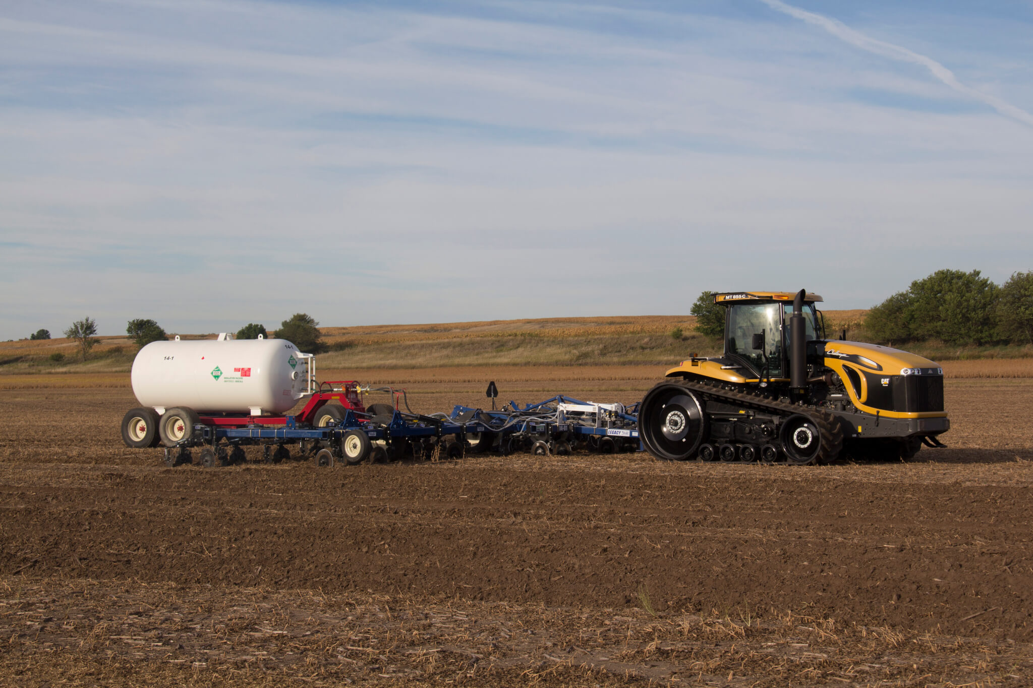 Improve Fall Nitrogen Practices