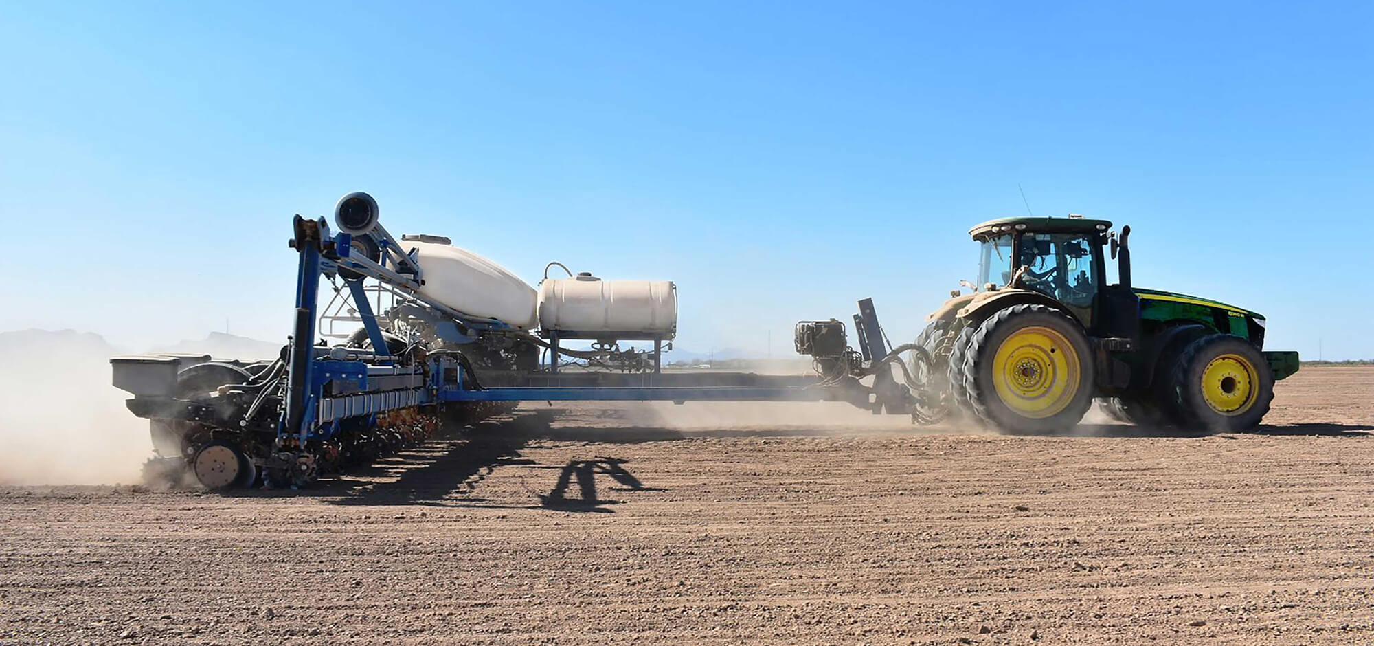Planting: Speed vs. Accuracy