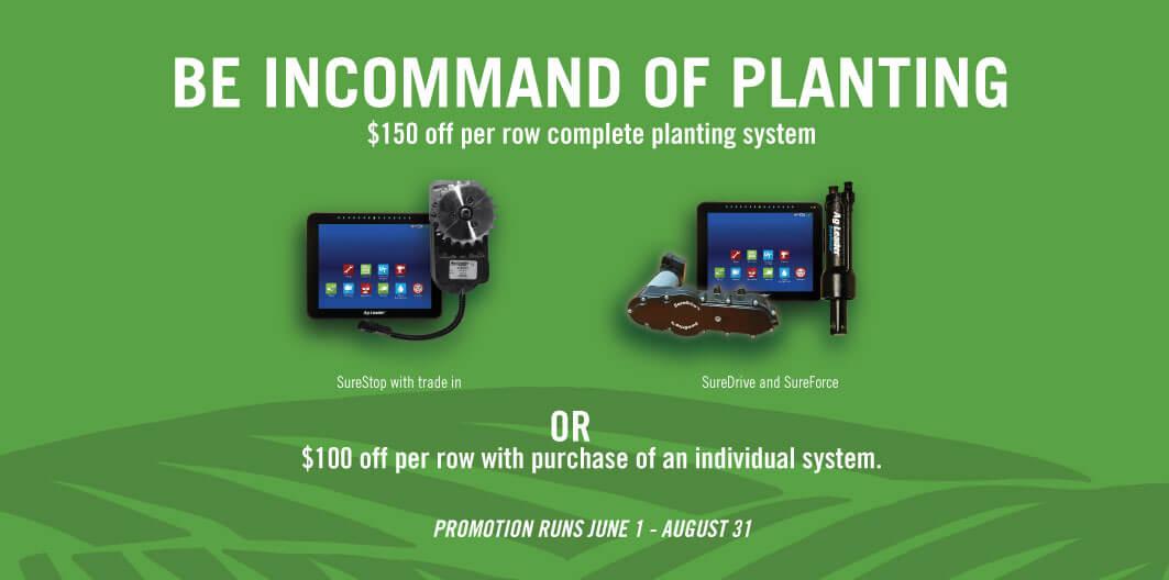 Planting deals
