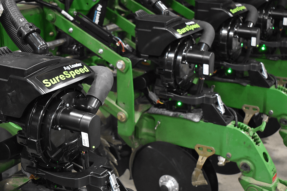 Ag Leader Technology's SureSpeed Planting System is  Now Available to Order