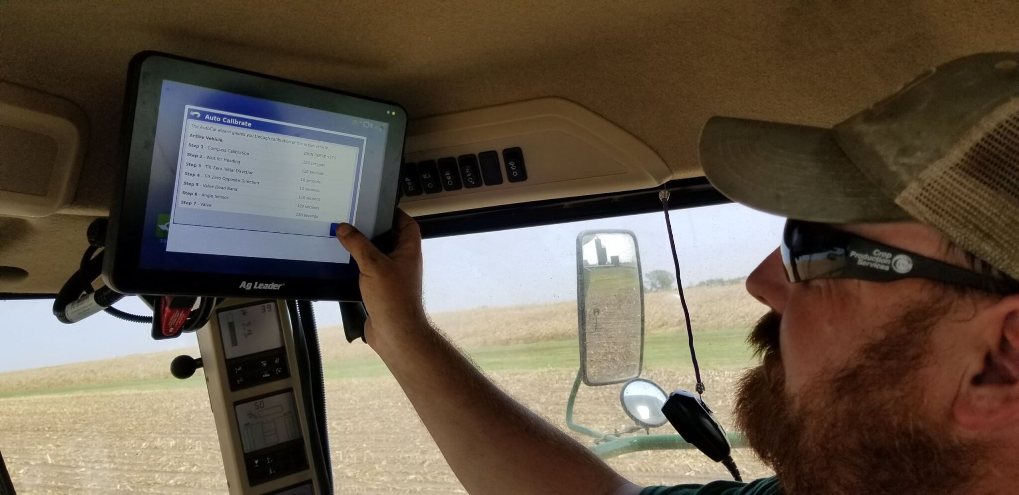 Take on Harvest Challenges with SteerCommand™