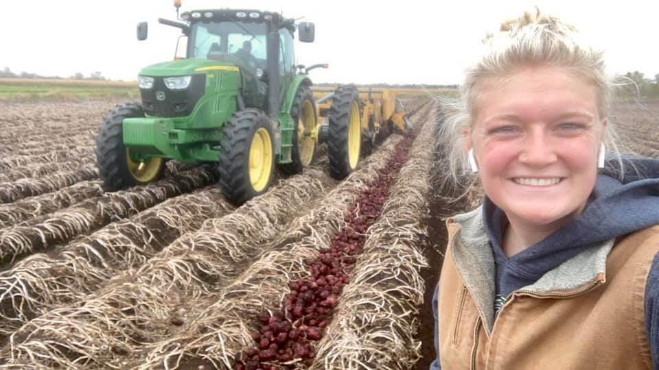 Moriah Rataczak: Persevering in Precision Agronomy