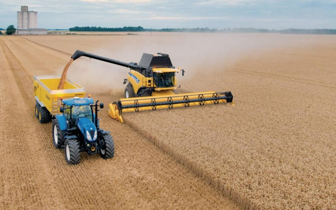 Technology to Promote Visibility and Safety During Harvest